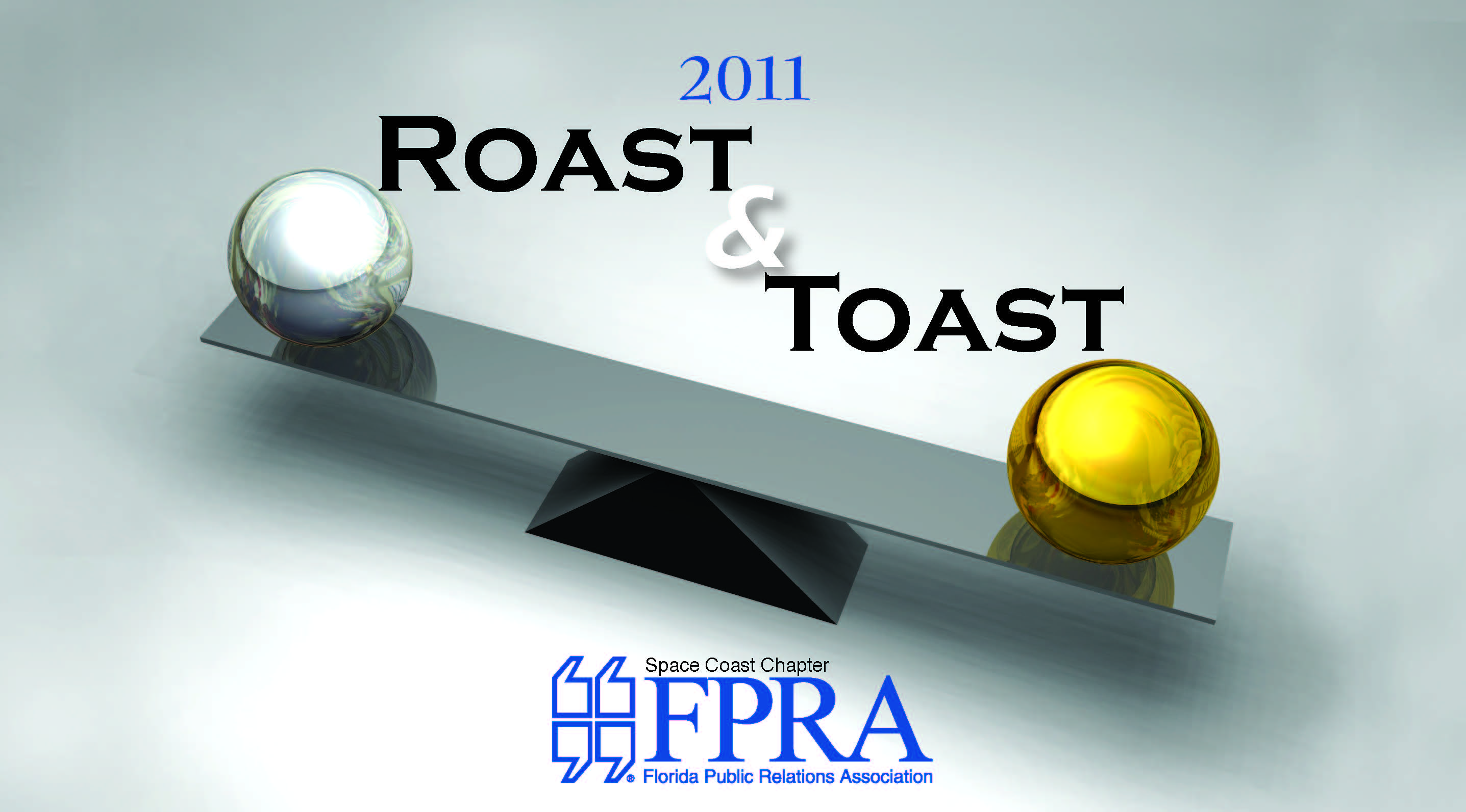Save the Date for the 2011 FPRA Roast & Toast