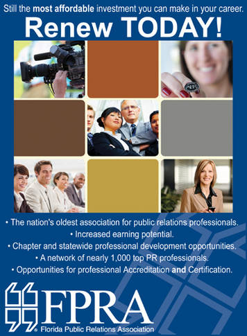 Renew Your FPRA Membership Today!