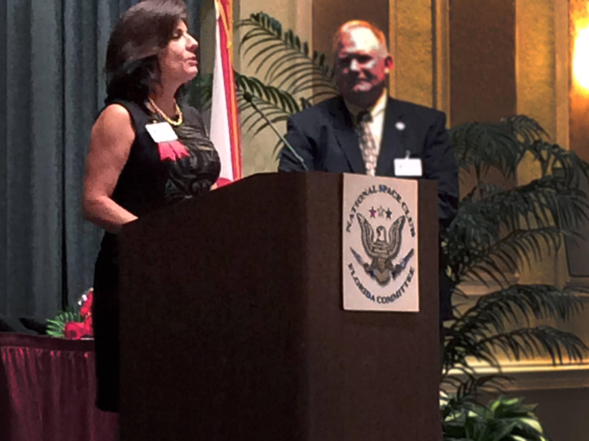 FPRA Member, Andrea Farmer, Receives 2013 Harry Kolcum Communications & News Award