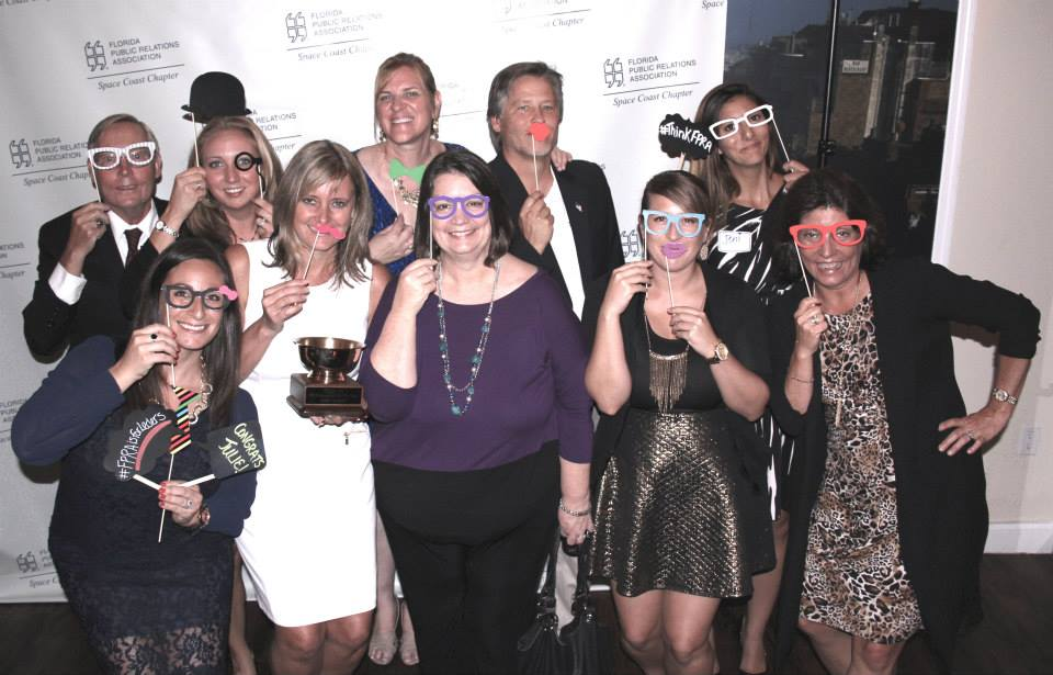 2015 PR Professional of the Year Award Event was a Success
