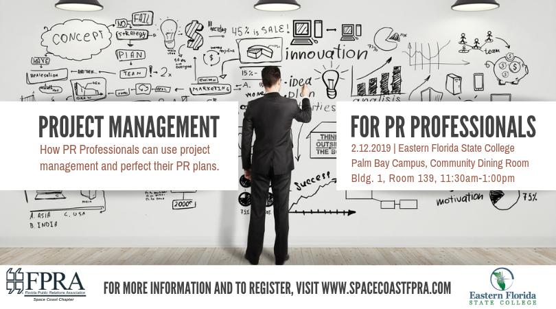Project Management – Perfect Your PR Plan