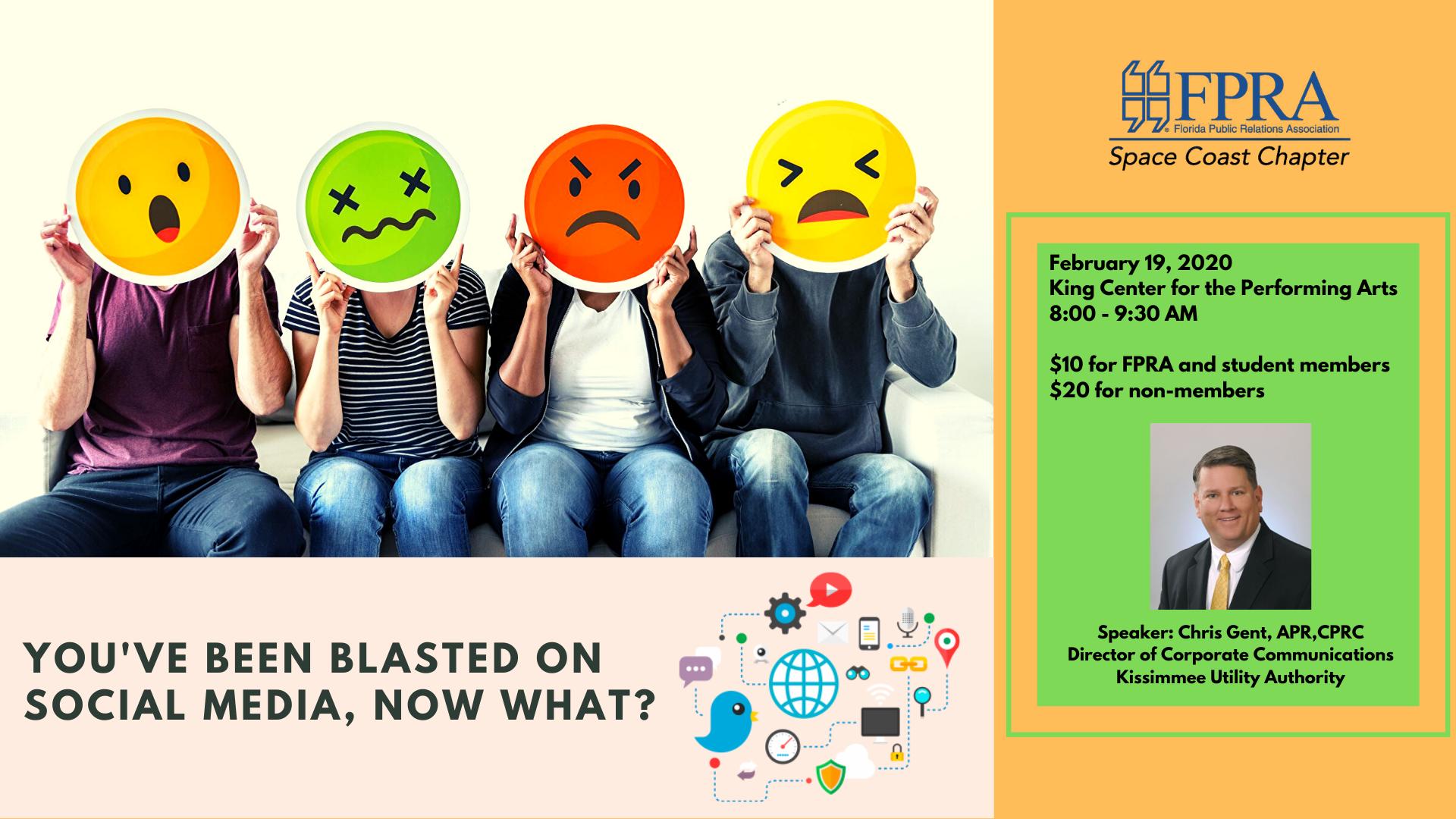 Social Media Event Cover