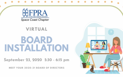Virtual 2020-21 Board Installation