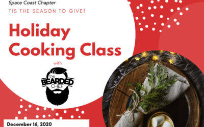 Virtual Cooking Class with The Bearded Chef!