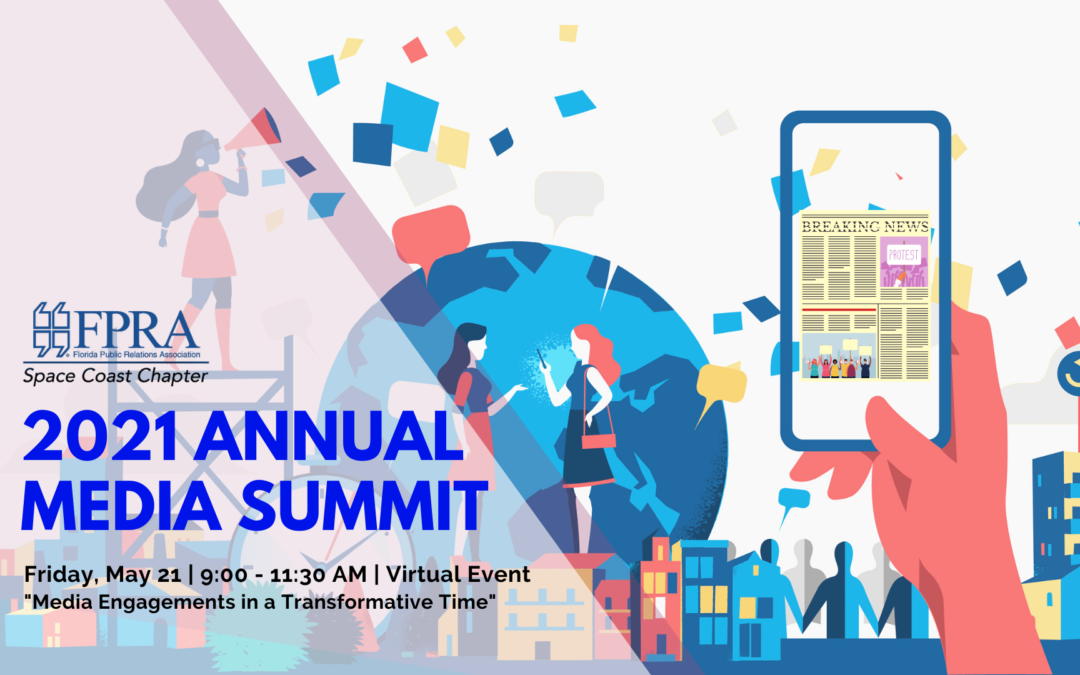 2021 Virtual Media Summit: Media Engagements in a Transformative Time